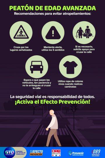 Recomendaciones para prevenir accidentes en adultos mayores
