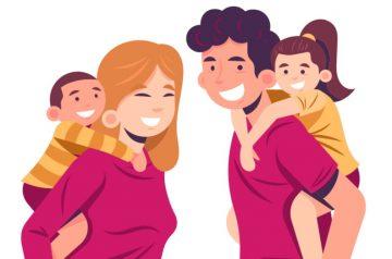 Medidas de seguridad para niñas y niños en casa