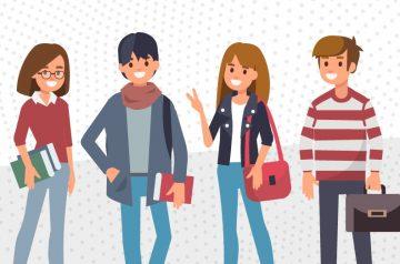 ¿Quiénes están involucrados en el acoso escolar?