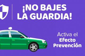Recomendaciones de seguridad al utilizar servicio de taxi