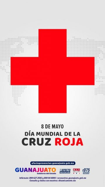 ¡Gracias por su labor Cruz Roja Mexicana!