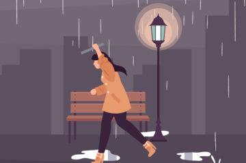 Temporada de lluvias y ciclones